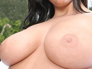 Real Girl With Big Boobs Topless